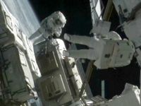 Çinli taykonot uzaydan öğrencilere ders anlattı