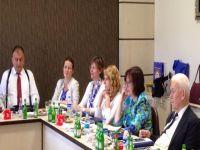 DAÜ Eczacılık, Eskişehir'de konferansa katıldı
