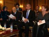 Cumhurbaşkanı Gül Roma'da resepsiyon verdi