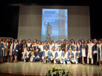 DAÜ Sağlık Bilimleri Fakültesi mezuniyet töreni yapıldı
