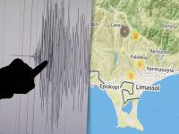 Kıbrıs'ta Deprem!!!