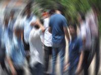 Çatalköy'de kavga