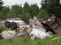 Guatemala'da uçak düştü: 6 ölü