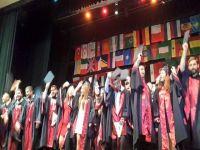 YDÜ İktisadi ve İdari Bilimler Fakültesi mezunlarını uğurladı