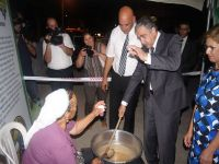55. Mehmetçik Üzüm Festivali'ne Muhteşem Açılış