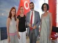 Kemal Saraçoğlu Lösemili Çocuklar ve Kanserle Savaş Vakfı'ndan Telsim'e teşekkür