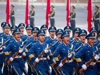 Çin tarihinin en büyük ortak tatbikatı