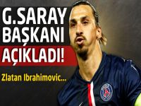 Galatasaray Başkanı Özbek'ten Ibrahimovic açıklaması!