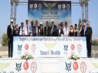GAÜ Smart Health Sağlık Kompleksi'nin temeli atıldı
