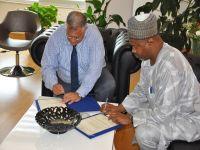DAÜ ile Nijerya Sule Lamido Üniversitesi arasında işbirliği protokolü