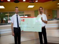 Limasol Bankası Kredi kullananlara anında Hediye Çeki takdim etti