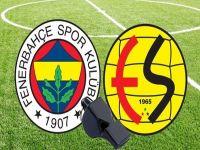 Fenerbahçe Eskişehirspor maçı ne zaman, saat kaçta, hangi kanalda?