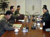 Güney ve Kuzey Kore yeniden masaya oturdu