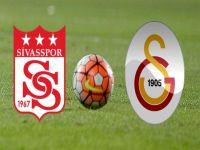 Sivasspor – Galatasaray maçını canlı şifresiz izle