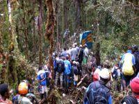 Düşen uçaktaki 54 kişinin cesedine ulaşıldı