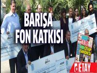 Kıbrıs'ta barışa fon katkısı