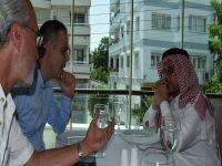 Harmancı, OICC Genel Sekreteri Kadı ile görüştü