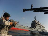 İran Hazar Denizi'nde tatbikat başlattı