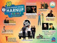 10.Uluslararası Tatlısu Harnup Festivali 3-6 Eylül'de