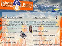 İskele Belediyesi 1. Deniz Festivali Makenzi' ye renk katacak