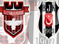 Gaziantepspor Beşiktaş Maçını canlı izle Lig TV şifresiz Justin TV izle Süper Lig maçı