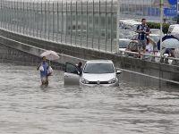 Çin'deki felaketlerden 1,67 milyon kişi etkilendi