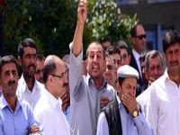 Şehit yakını Erdoğan'a hakaretten tutuklandı