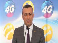 """Kuzey Kıbrıs Turkcell Genel Müdürü Karaatmaca: """"Turkcell'in başarısı ülkemiz için önemli avantaj"""""""