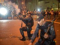 Brezilya'da grev dalgası