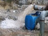 Girne Belediyesi Su kuyusunda iyileştirme çalışması gerçekleştirdi