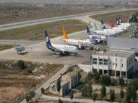 Ercan'da uçuşlar durabilir