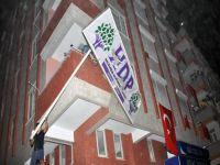 HDP binalarına saldırılar