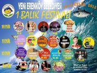Yeni Erenköy'de Balık Festivali başlıyor