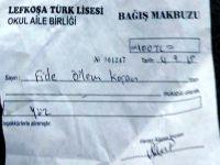 Hani devlet okullarından para talep edilmeyecekti !..
