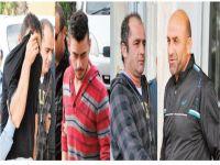 Hırsızlığa toplam 12 yıl hapis cezası