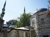 Eyüp Sultan Türbesi 15 Temmuz'da ziyarete açılacak