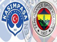 Kasımpaşa Fenerbahçe maçını canlı izle Lig TV donmadan Kamalı TV