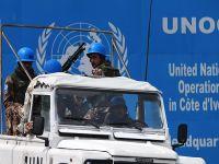 BM Barış gücü personeline saldırı
