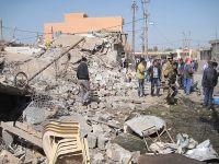 Irak'ta şiddet olayları