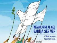 Lefkoşa'da 33 örgütten ortak eylem!