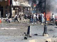Humus'ta 20 kişi öldürüldü