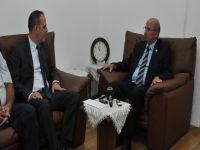 """Harmancı: """"Türkiye'den gelecek su konusunda belediyeler devrede olmalı"""""""
