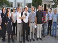 KTAMS Maliye Bakanlığı'nı Protesto etti