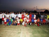 1.Masterler Dostluk ve Barış Turnuvası tamamlandı