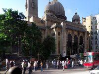 Baltacılar Fetih camisini kuşattı