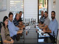 TDP-AKEL Ortak Komitesi Toplandı