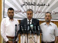 Gazze'de tıbbi malzeme sıkıntısı