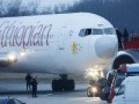 Etiyopya Havayolları'na ait uçak kaçırıldı