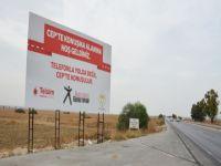 Cepte konuşma alanları'nın ikincisi Arslanköy'de açıldı