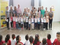 """The American Nursery School öğrencileri """"Mama Kampanyası""""na destek verdi"""